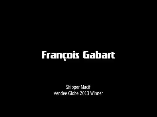 Fantôme OD de vol : Francois Gabart décolle