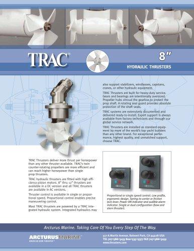 8 Inch Hydraulic Thruster