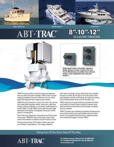 ABT-TRAC 24 Volt DC Thruster