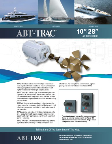 ABT-TRAC AC Thrusters