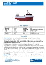 Mariner 50CF Stern Trawler