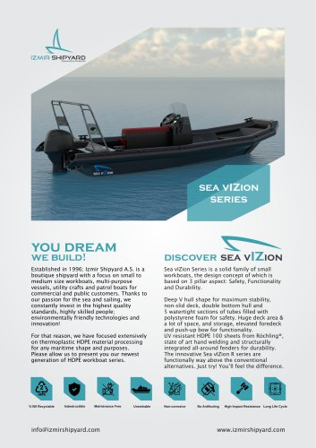 Sea vIZion R Series