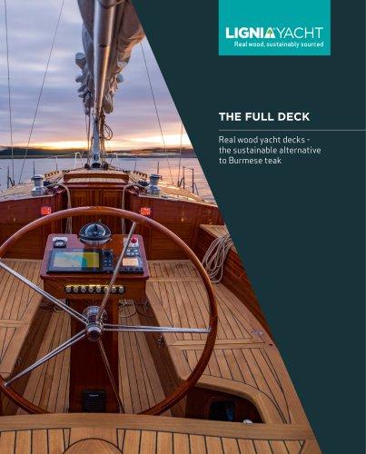 LIGNIA Yacht Brochure 2019