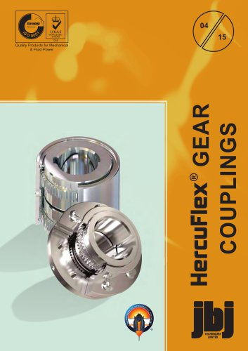ALL STEEL GEAR COUPLINGS