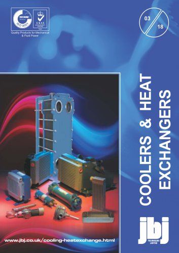 Cooler and heat exchangers