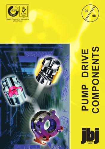 Pump drive components