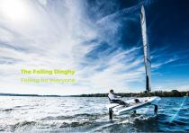 The Foiling Dinghy - Foiling for everyone