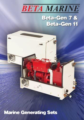 Beta-Gen 7 & Beta-Gen 11