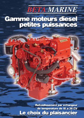 Gammes moteurs diesel petites puissances