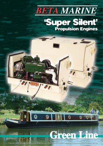 'Super Silent' Propulsion Engines