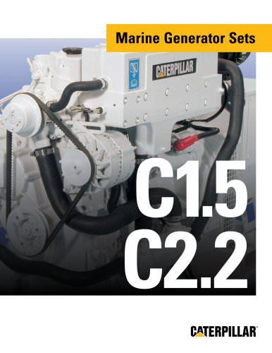 Brochure C1.5/C2.2 Gensets