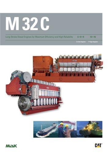 Brochure - MaK M 32 C