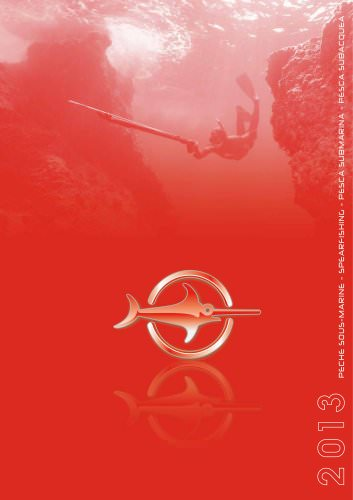 2013_Catalogue_BEUCHAT_Spearfishing