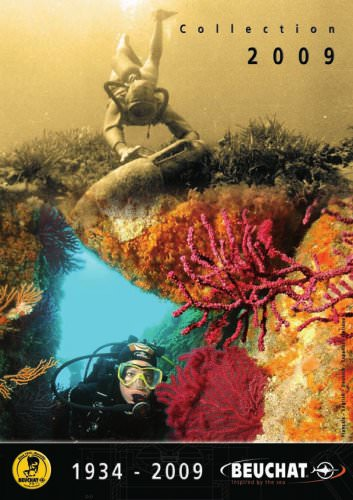 Diving Catalog 2009