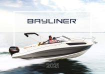 Bayliner brochure 2020