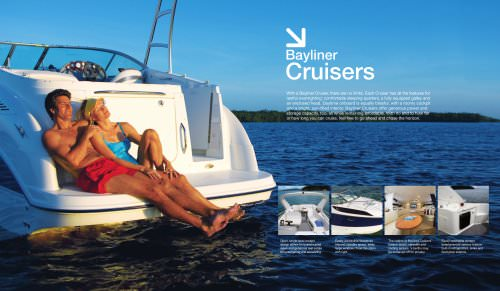 Bayliner Cruisers