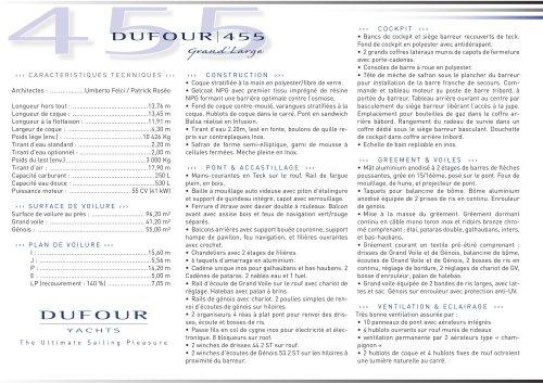 Dufour 455
