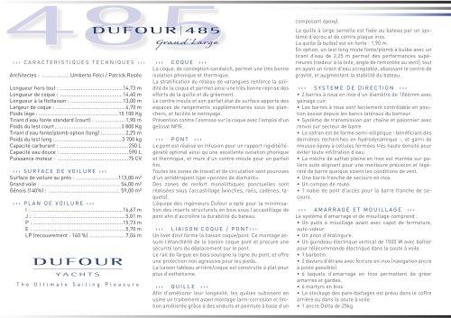 Dufour 485