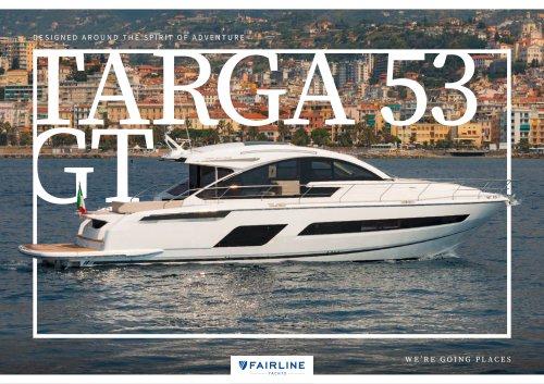 TARGA 53 GT