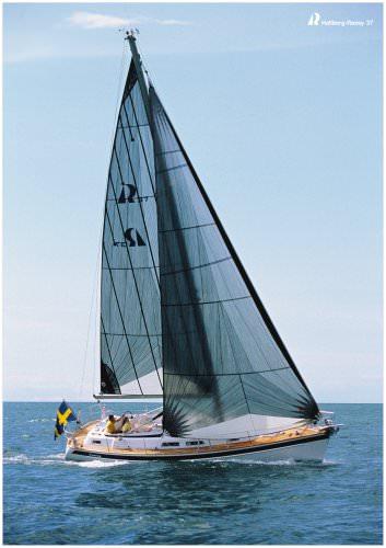 Hallberg-Rassy 37