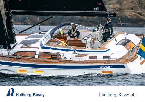 Hallberg-Rassy 50