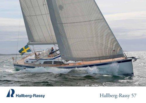 Hallberg-Rassy 57