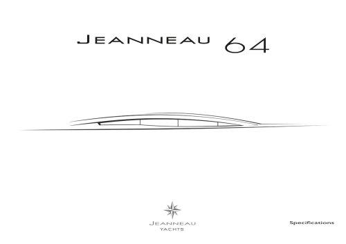 JEANNEAU 64