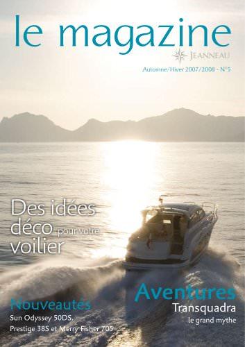 Le magazine. Automne/hiver 2007/2008 n°5