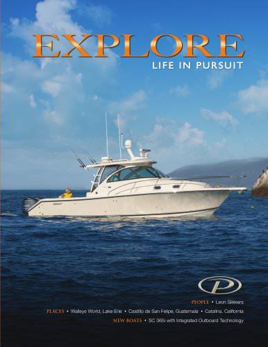 EXPLORE life in pursuit