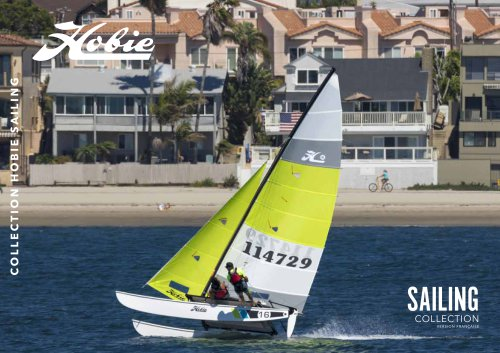 Collection hobie sailing