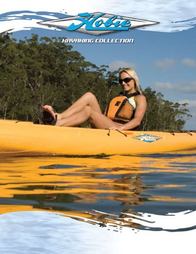 HOBIE Kayaking Collection 2009