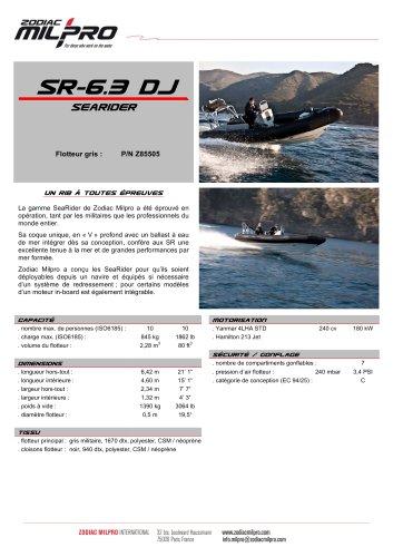 SR-6.3 DJ with engine