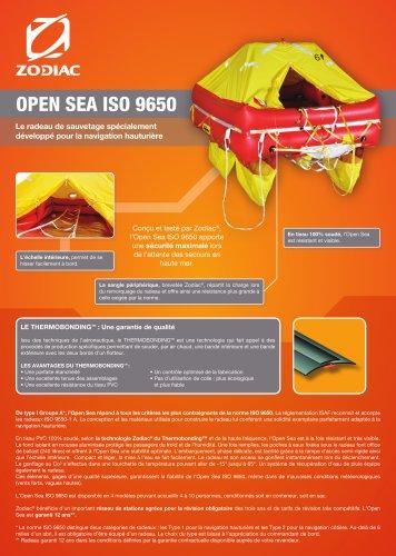ZODIAC Open Sea FR