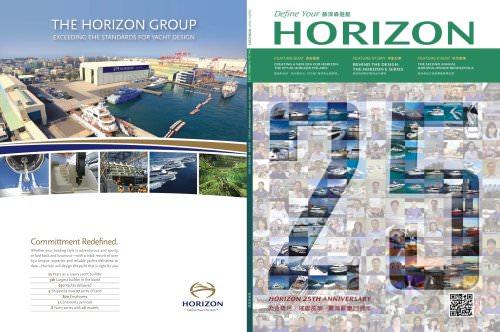 HORIZON YACHT Summer 2012