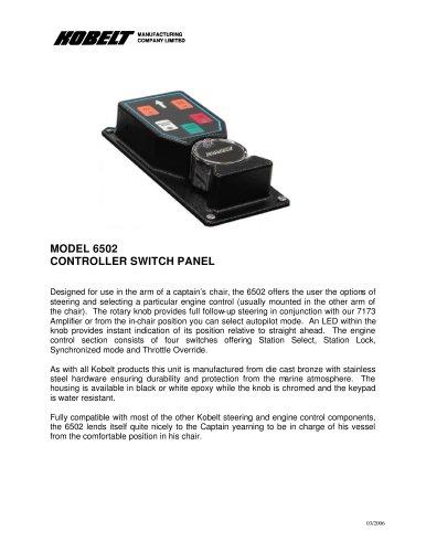 6502 - Product Spec Sheet