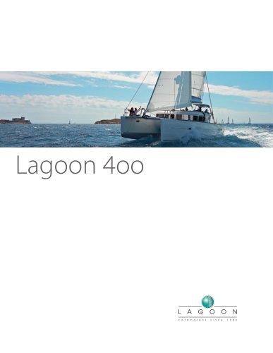 LAGOON 400 - 2011