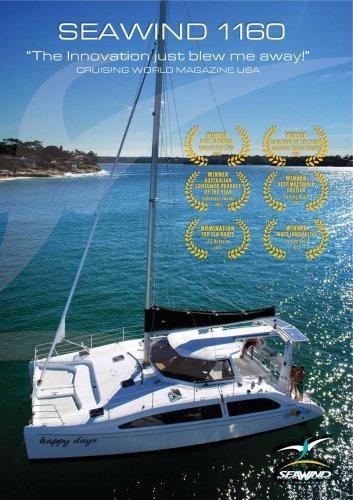 Seawind 1160 Brochure