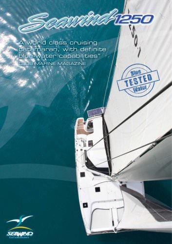Seawind 1250 Brochure