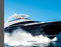 Princess Yachts 2014-15