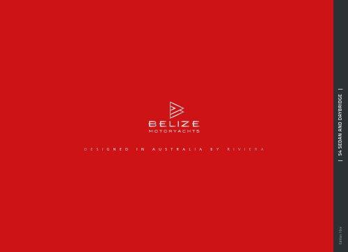 Belize 54 Sedan and Daybridge