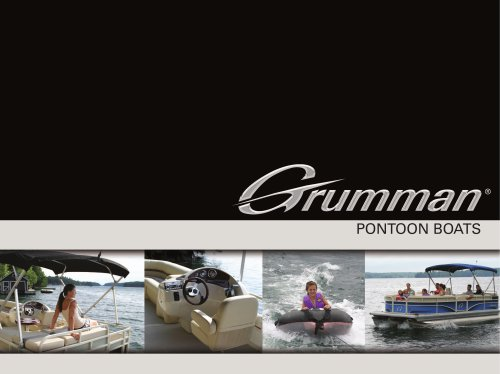 2015 Pontoon Catalog