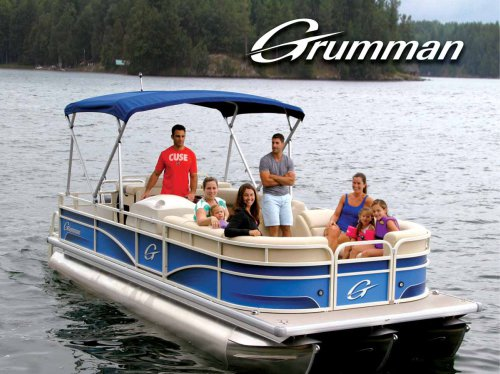 2016 pontoon catalog