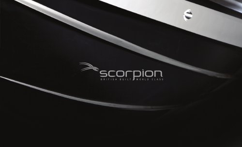 Scorpion brochure 2012-2013