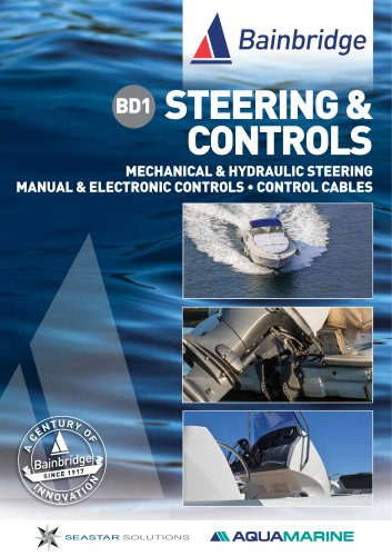 BD1 Steering and Controls
