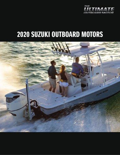 2020 SUZUKI OUTBOARD MOTORS