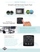 SmartCraft Remote Dash Pad