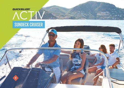 Activ Sundeck Cruiser 2017