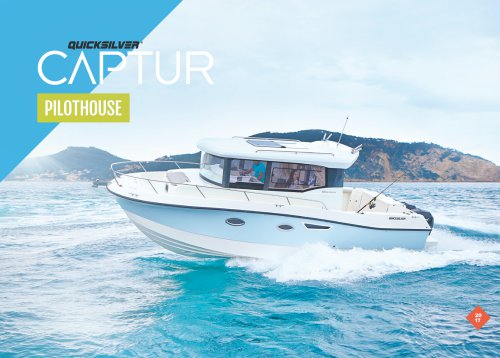 Captur Pilothouse 2017