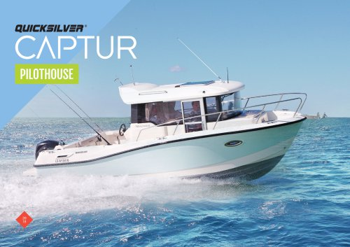 Captur Pilothouse 2018
