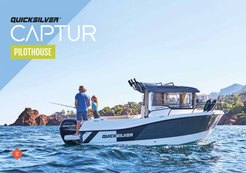 Captur Pilothouse 2019